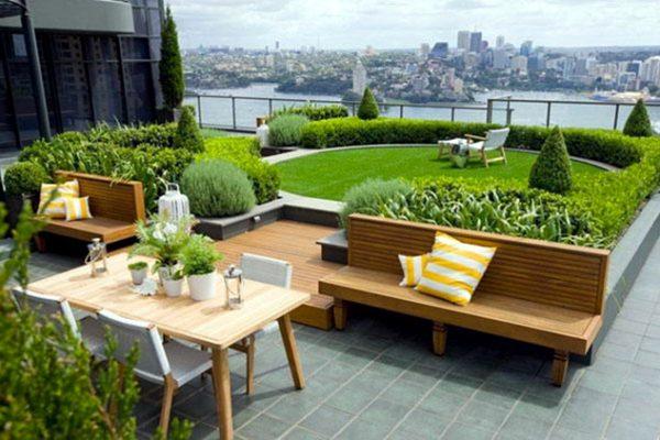 Petit jardin contemporain, les clés de la réussite
