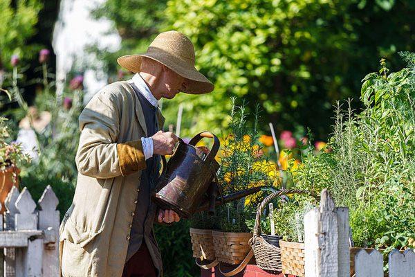 Confort au jardin, choisissez la bonne tenue!