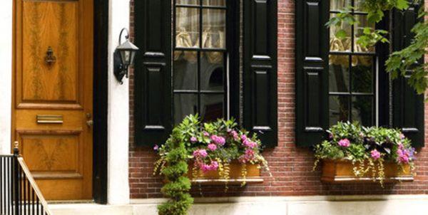 Fenêtre fleurie, un coin jardin facile à faire