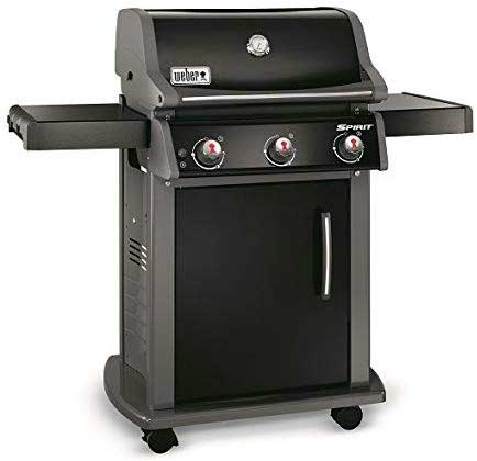 WEBER SPIRIT ORIGINAL E-310 BLACK