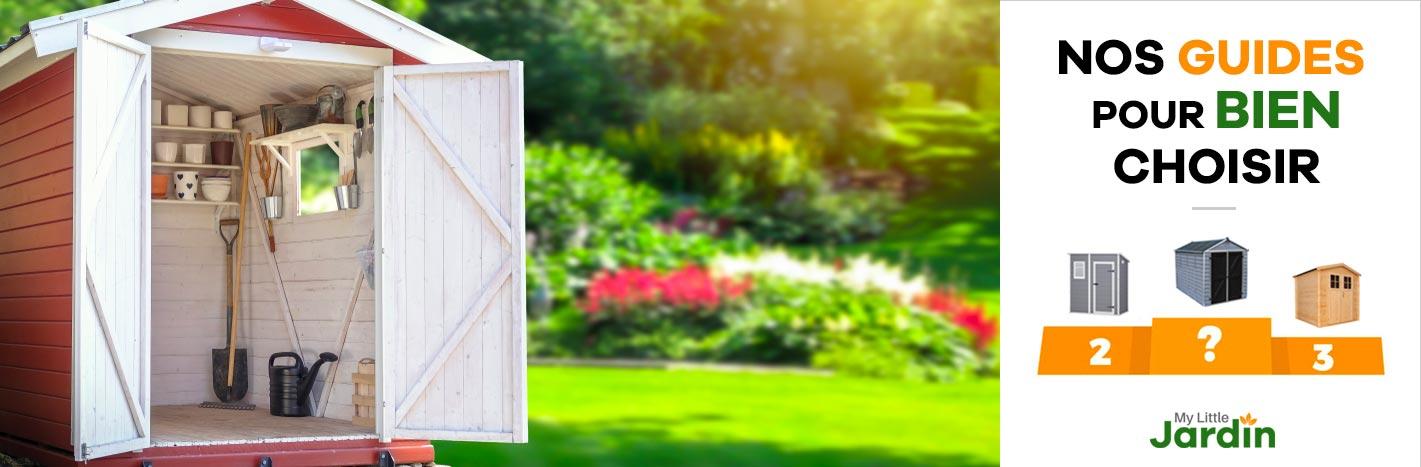 comment choisir son abri de jardin